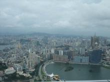 View from Macau Tower I