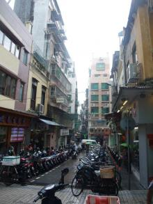 Rundown Macau Apartment Blocks I