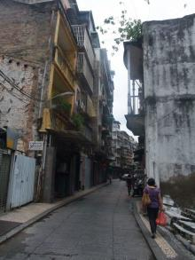 Rundown Macau Apartment Blocks II