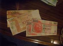 2200 Hong Kong Dollars