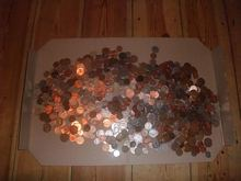 A pile of coins II