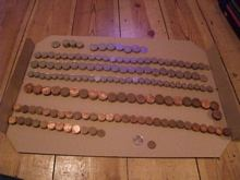 A pile of coins III